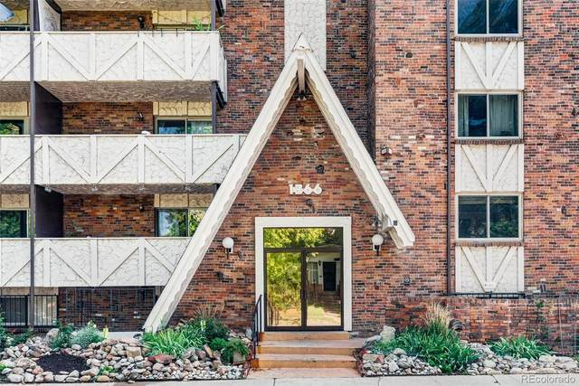 1366 Garfield Street #201, Denver, CO 80206 (#6853633) :: Wisdom Real Estate