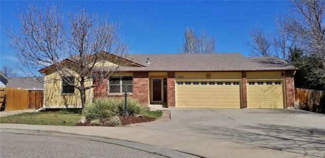 2821 Lotus Place, Loveland, CO 80537 (#6854080) :: Compass Colorado Realty