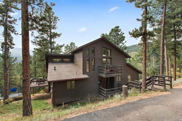 31894 Ponderosa Way, Evergreen, CO 80439 (#6854524) :: The City and Mountains Group