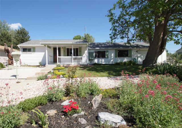 113 S Windsor Drive, Denver, CO 80219 (#6855027) :: The Pete Cook Home Group
