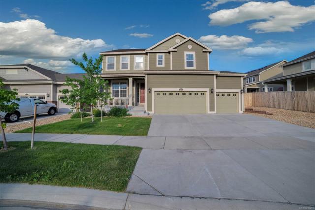 11850 Phoebe Street, Parker, CO 80134 (#6855070) :: Colorado Team Real Estate