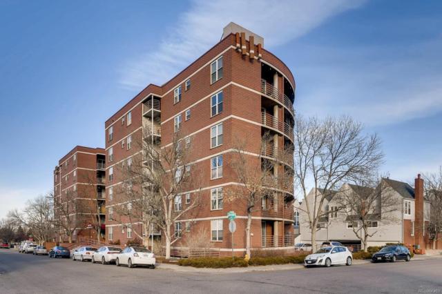 5955 E 10th Avenue #210, Denver, CO 80220 (#6855169) :: Ben Kinney Real Estate Team