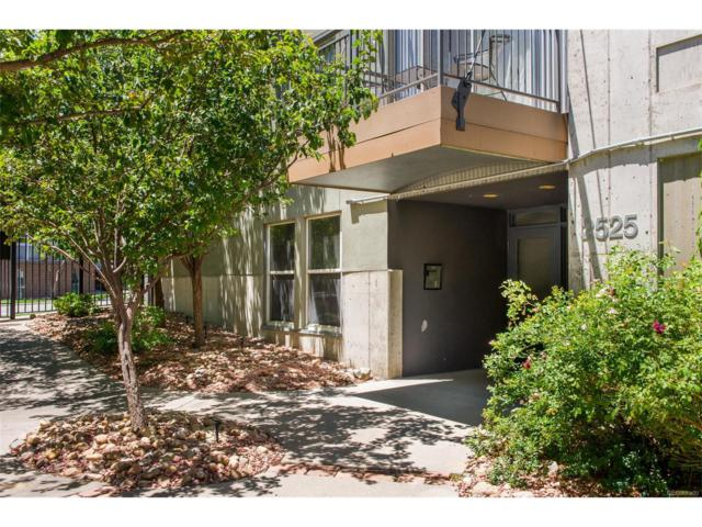 2525 15th Street 3D, Denver, CO 80211 (MLS #6855267) :: 8z Real Estate