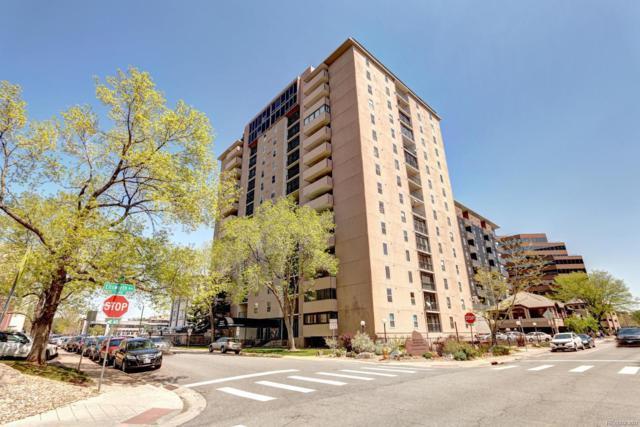 2 Adams Street #901, Denver, CO 80206 (#6855451) :: The Galo Garrido Group
