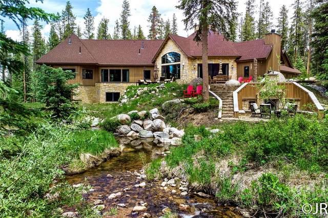 126 County Road 810, Fraser, CO 80442 (#6855874) :: Stephanie Fryncko | Keller Williams Integrity