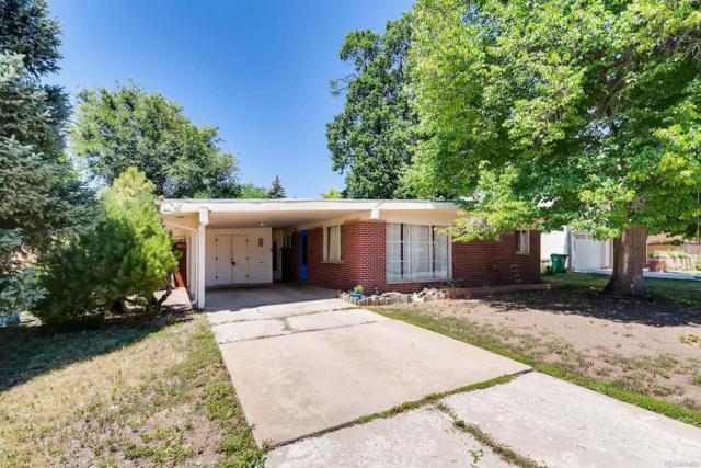 5945 Dover Street, Arvada, CO 80004 (MLS #6856522) :: 8z Real Estate