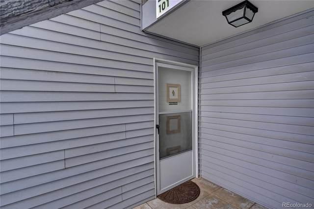 13270 E Jewell Avenue #101, Aurora, CO 80012 (#6856864) :: James Crocker Team