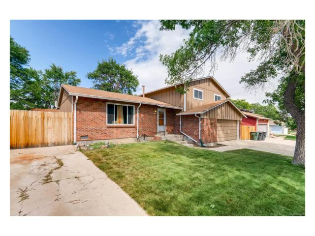 3827 E 116th Avenue, Thornton, CO 80233 (#6856934) :: Ford and Associates
