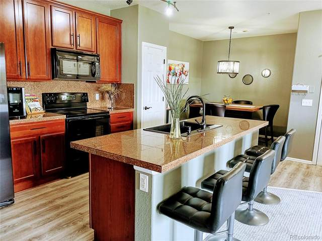 2705 S Danube Way #206, Aurora, CO 80013 (#6857302) :: You 1st Realty