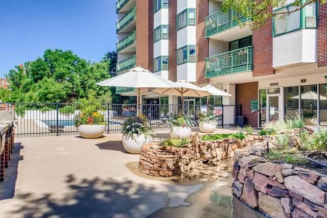 550 E 12th Avenue #904, Denver, CO 80203 (#6857468) :: West + Main Homes