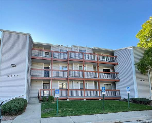 8635 Clay Street #407, Westminster, CO 80031 (MLS #6857694) :: Bliss Realty Group