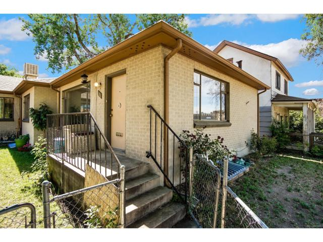 826 Mariposa Street, Denver, CO 80204 (MLS #6857880) :: 8z Real Estate