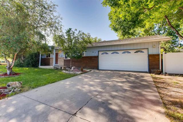 2101 Arron Drive, Loveland, CO 80537 (#6857956) :: Bring Home Denver