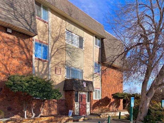 707 W 96th Avenue #11, Thornton, CO 80260 (#6857995) :: RazrGroup