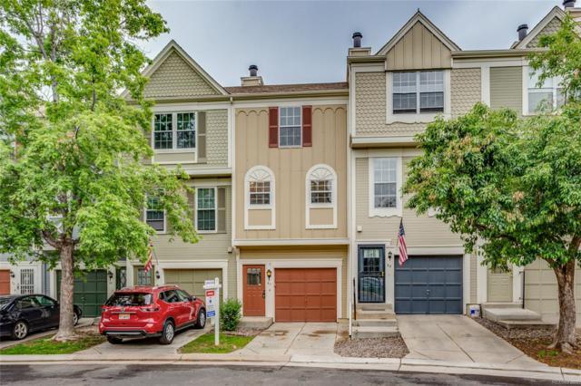 1699 S Trenton Street #97, Denver, CO 80231 (MLS #6858267) :: 8z Real Estate