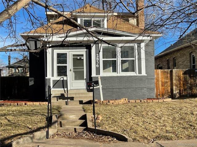 2836 N Race Street, Denver, CO 80205 (#6858327) :: iHomes Colorado
