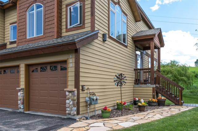 648 Parkview Drive, Steamboat Springs, CO 80487 (#6858764) :: The Heyl Group at Keller Williams