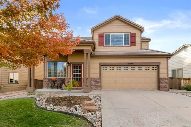 10393 Tracewood Drive, Highlands Ranch, CO 80130 (#6859225) :: HomeSmart Realty Group