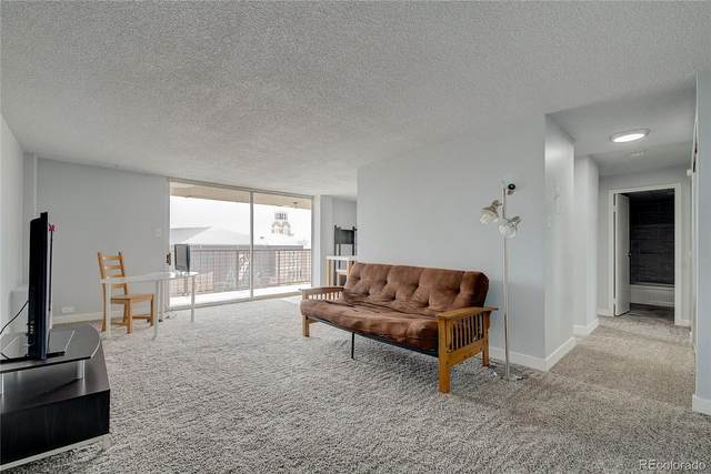 2225 Buchtel Boulevard #710, Denver, CO 80210 (#6859555) :: The DeGrood Team