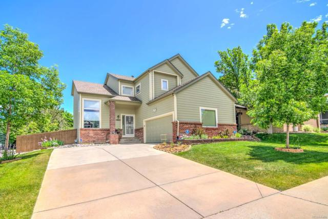 9895 Florence Place, Highlands Ranch, CO 80126 (#6859806) :: The Heyl Group at Keller Williams