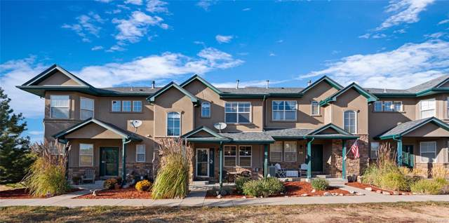 5592 Canyon View Drive, Castle Rock, CO 80104 (#6860110) :: The DeGrood Team