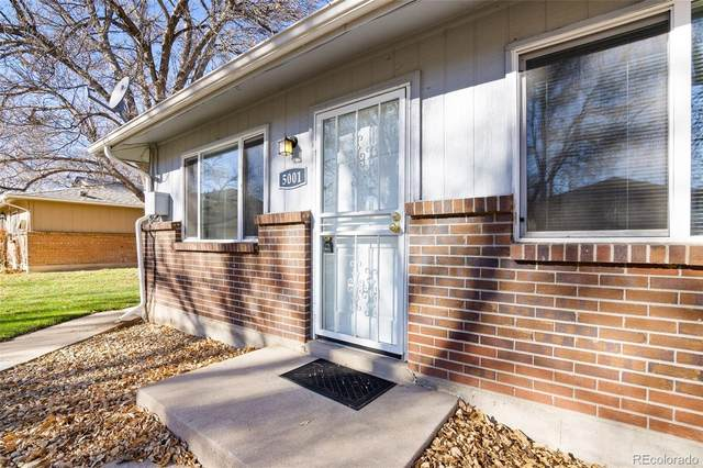 7309 W Hampden Avenue #5001, Lakewood, CO 80227 (MLS #6860344) :: Keller Williams Realty