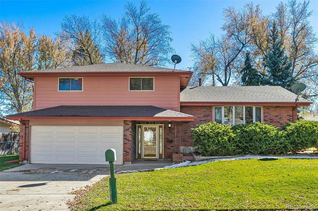 8672 W Warren Lane, Lakewood, CO 80227 (MLS #6860640) :: The Sam Biller Home Team