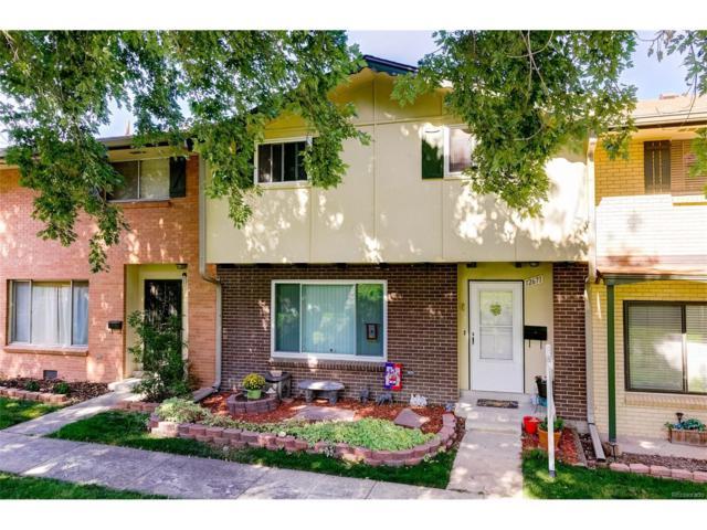 12671 W Alameda Drive, Lakewood, CO 80228 (MLS #6860671) :: 8z Real Estate