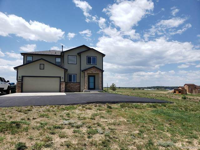 13590 Woodlake Road, Elbert, CO 80106 (#6860786) :: The Griffith Home Team