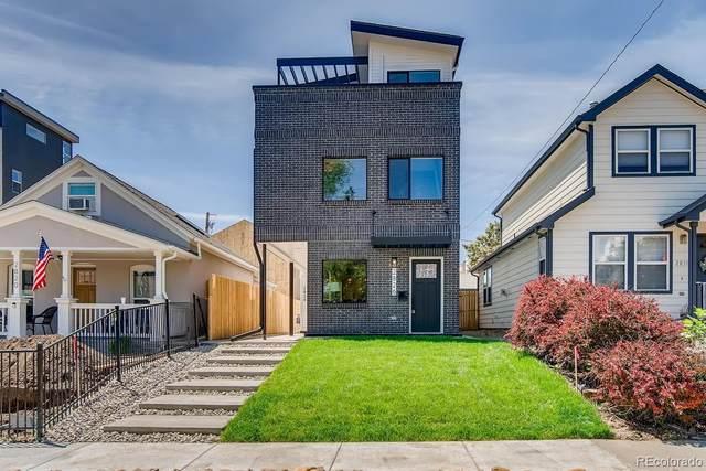 2826 W 24th Avenue, Denver, CO 80211 (#6860826) :: The Dixon Group