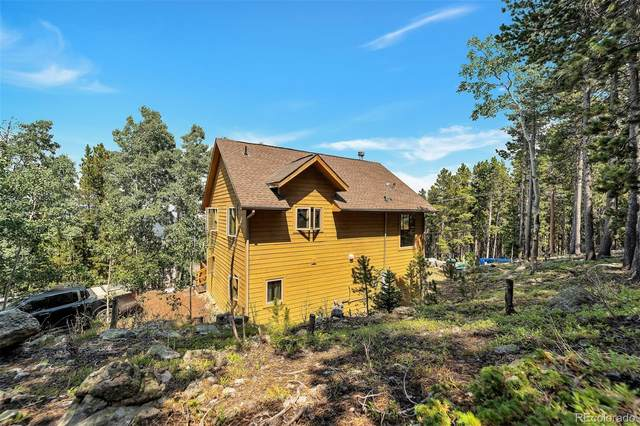 508 Paiute Road, Evergreen, CO 80439 (#6860854) :: The Margolis Team