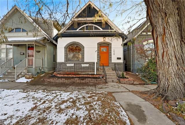1028 E 24th Avenue, Denver, CO 80205 (#6860973) :: Peak Properties Group
