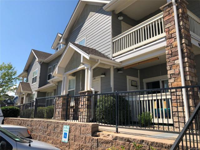 9463 Ashbury Circle #202, Parker, CO 80134 (#6861073) :: The Peak Properties Group