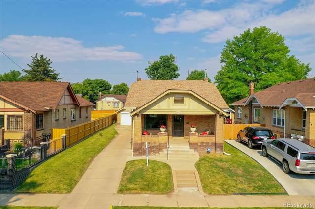 1445 Tennyson Street, Denver, CO 80204 (MLS #6861655) :: 8z Real Estate
