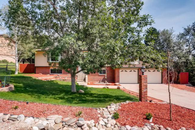 7249 N Hyperion Way, Parker, CO 80134 (#6862168) :: Briggs American Properties