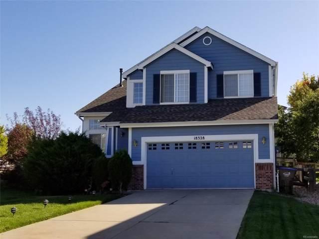 18328 E Lake Avenue, Aurora, CO 80016 (#6863106) :: The Peak Properties Group