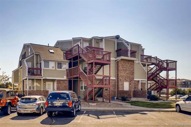 960 S Dawson Way #17, Aurora, CO 80012 (#6863256) :: The DeGrood Team