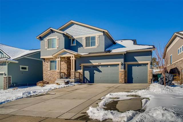 6571 S Queensburg Court, Aurora, CO 80016 (#6863784) :: Colorado Home Finder Realty