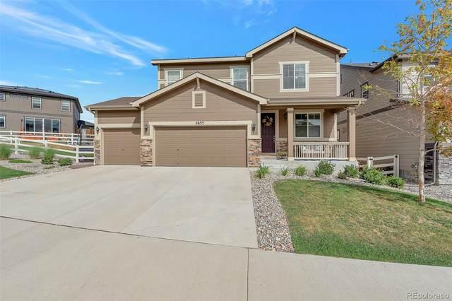 2633 Scoter Lane, Castle Rock, CO 80104 (MLS #6863859) :: 8z Real Estate