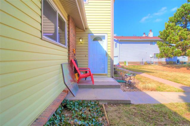 3225 S Garrison Street #34, Lakewood, CO 80227 (#6863866) :: My Home Team