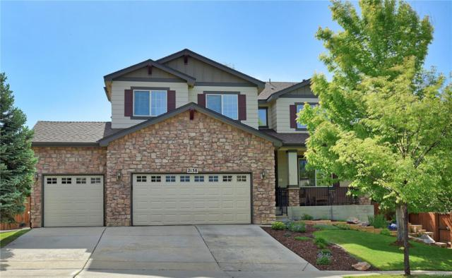 2138 Pinon Circle, Erie, CO 80516 (#6864002) :: Berkshire Hathaway HomeServices Innovative Real Estate