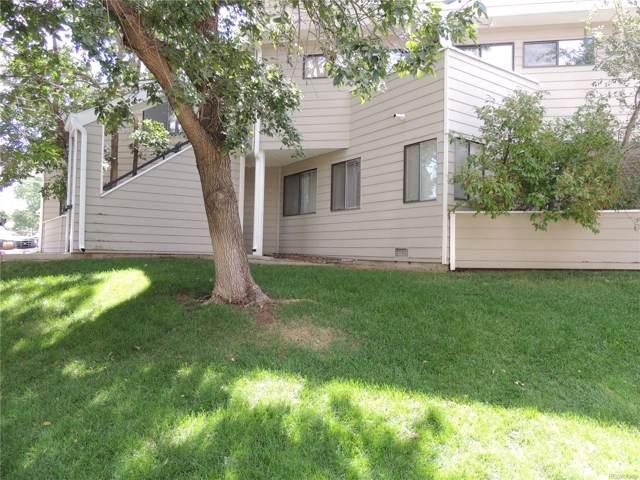 12484 W Nevada Place #211, Lakewood, CO 80228 (MLS #6864304) :: Keller Williams Realty