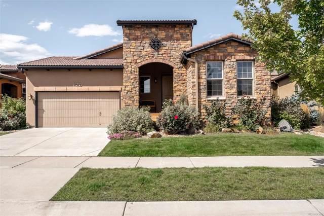 2313 S Juniper Way, Denver, CO 80228 (MLS #6864553) :: 8z Real Estate
