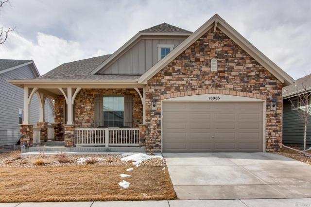 16986 W 85th Lane, Arvada, CO 80007 (#6864651) :: The Heyl Group at Keller Williams