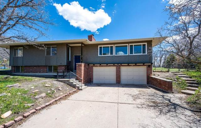 20 Circle Drive, Castle Rock, CO 80104 (#6864887) :: Mile High Luxury Real Estate