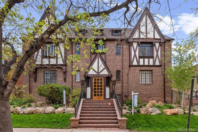 1575 Fillmore Street #6, Denver, CO 80206 (MLS #6864912) :: Stephanie Kolesar
