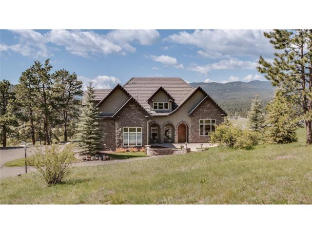7077 Timbers Drive, Evergreen, CO 80439 (MLS #6864997) :: 8z Real Estate