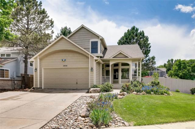 1054 E 130th Drive, Thornton, CO 80241 (#6865094) :: Bring Home Denver