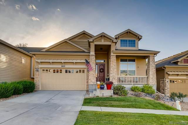11625 Colony Loop, Parker, CO 80138 (#6865420) :: HomeSmart