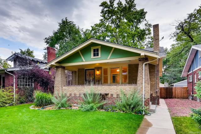 1676 Garfield Street, Denver, CO 80206 (#6865588) :: RazrGroup